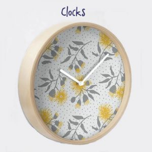 Australian Designed Clocks