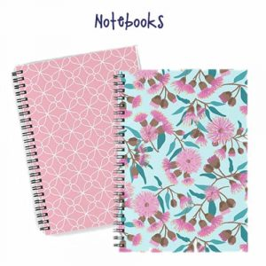 Buy Australian designs notebooks