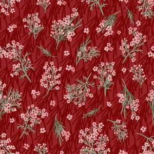 Geraldton Wax Fabric