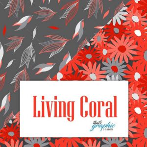Living Coral Fabric Collection