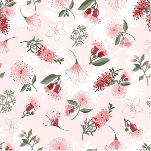 Australian Native Floral fabric