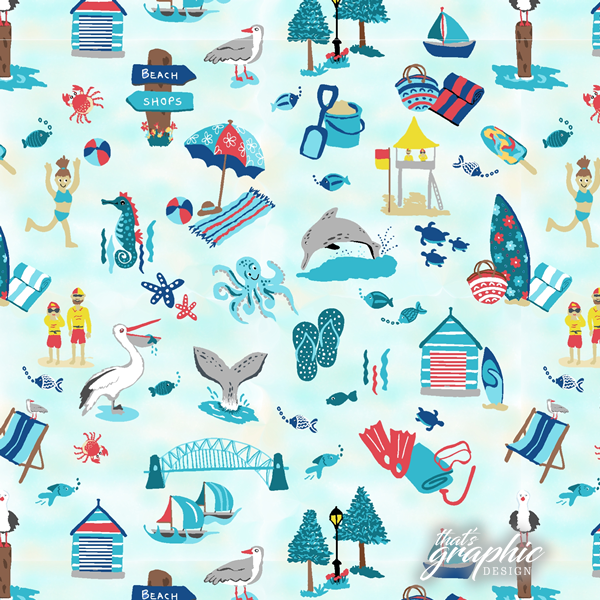 Australian Surface Pattern Designer - Annette Winter